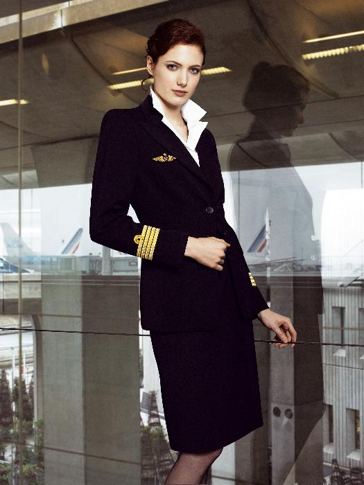 airline uniforms ecole holt couture school of couture sewing design. Black Bedroom Furniture Sets. Home Design Ideas