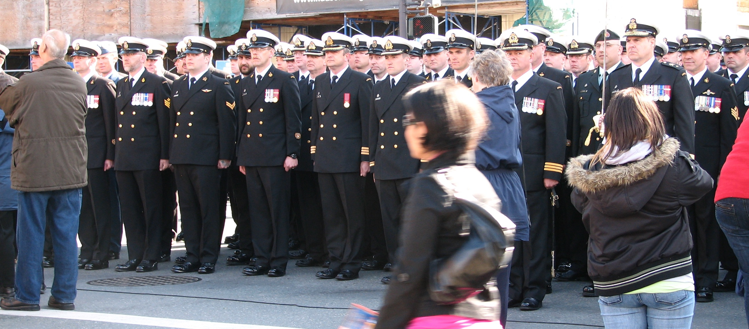 Navy Uniforms For Men Below: our own canadian navy