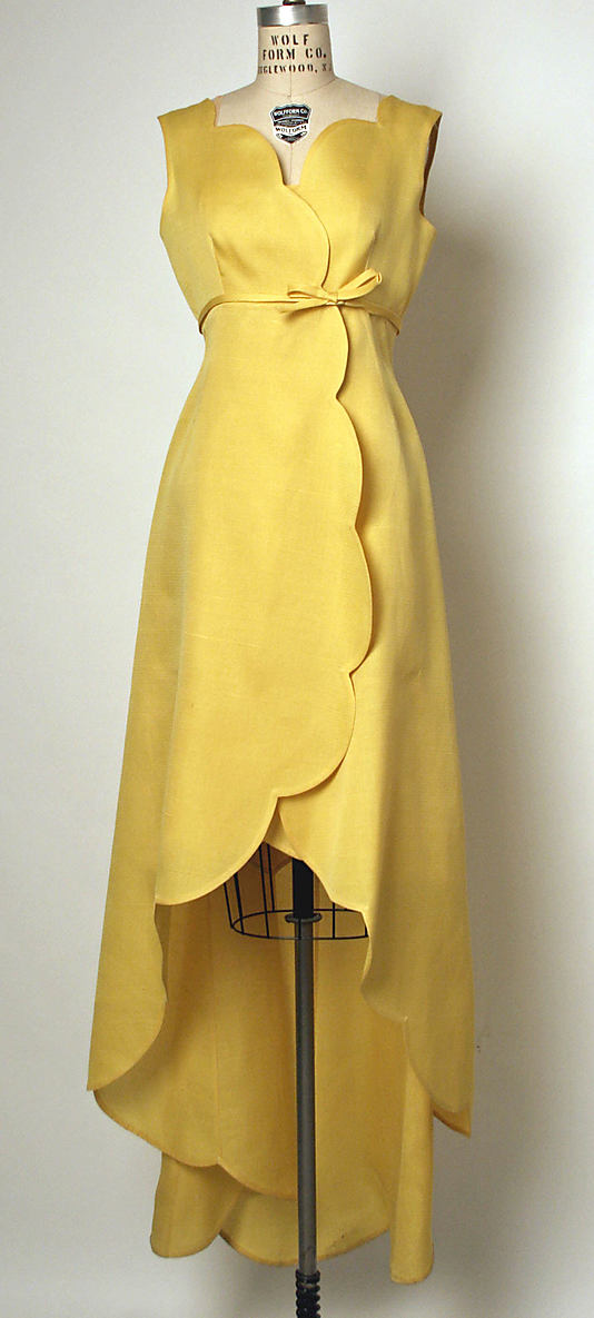 Balenciaga - 1957 - from the Metropolitan Museum collection