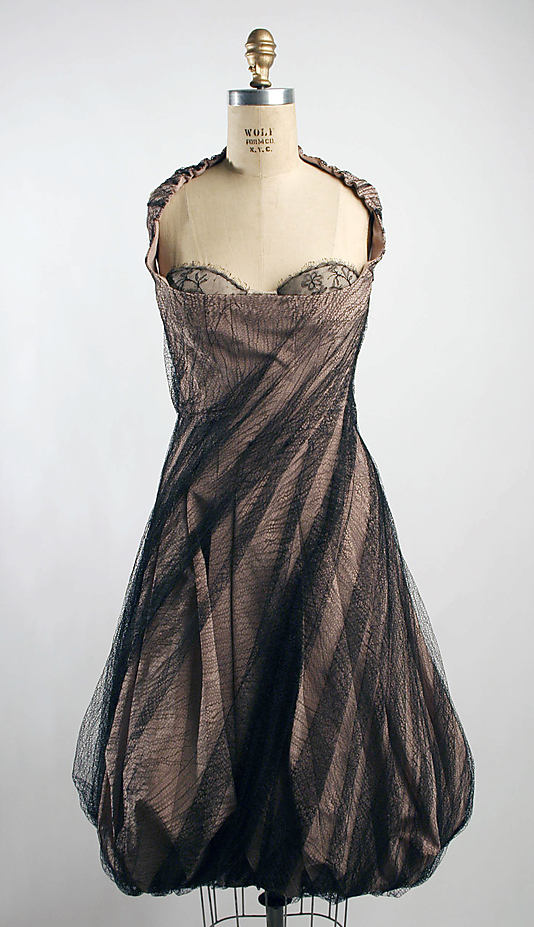 Alexander McQueen 2007 - from the Metropolitan Museum collection