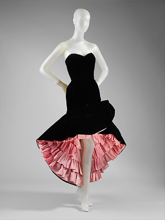 Balenciaga - 1951 - from the Metropolitan Museum collection