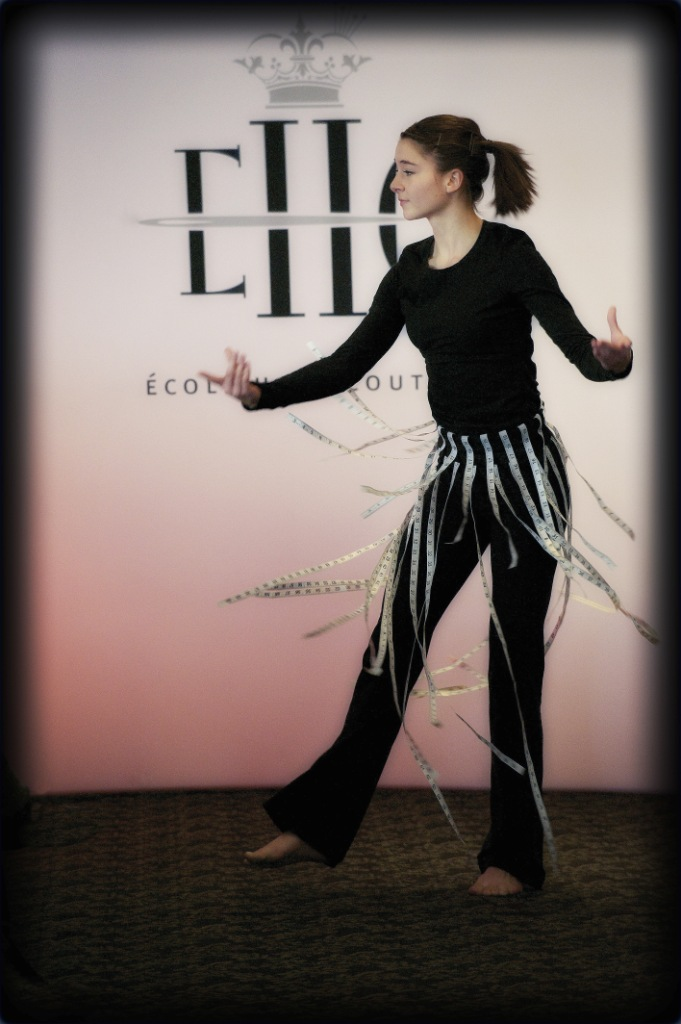 "Ecole Holt Couture Fashion Event Fundraiser- ""ONE"""
