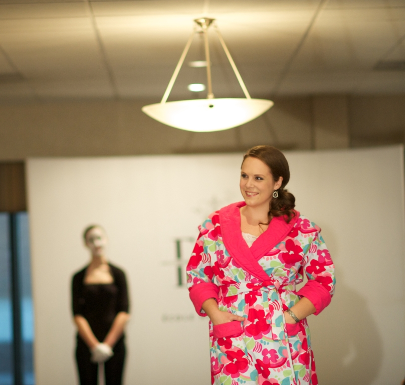 Kelsey in Dress Code